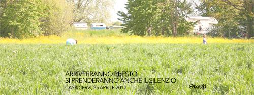 Casa Cerci 25 aprile 2012