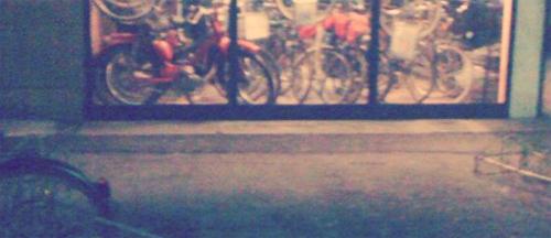 Il biciclaro della stazione di Ferrara